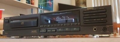 Vintage Technics Cd Player/made In Japan