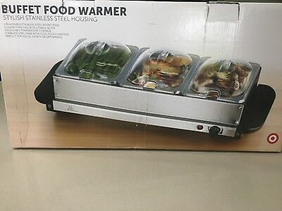 Brand new- Buffet Food Warmer - Unwanted Christmas Gift -