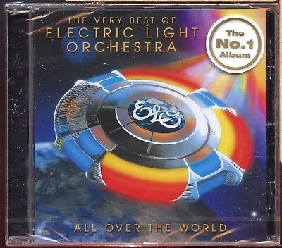ELO / All Over The World - Very Best Of Electric Light Orchestra - New & Sealed