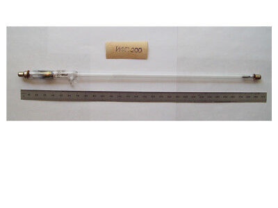 Linear flashlamp for laser pumping or for stroboscopic application, new
