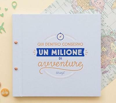Mr. Wonderful WOA03524 Album, Qui Dentro Conservo Un Milione di Avventure,...