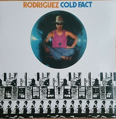 Rodriguez Cold Fact Vinyl LP. Brand New.