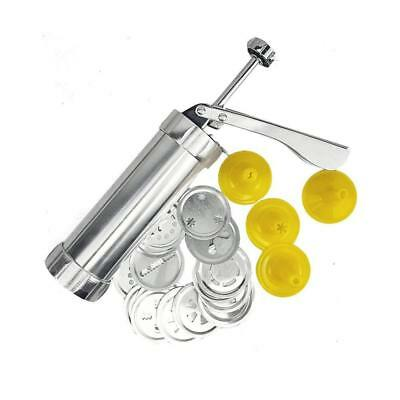 SONGER 1 Set Biscuits Extruder Presser Machine Cookie Press Gun Kit Cake...