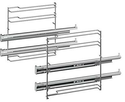 Bosch HEZ638200 - oven parts & accessories (Oven rail, Bosch, Silver)