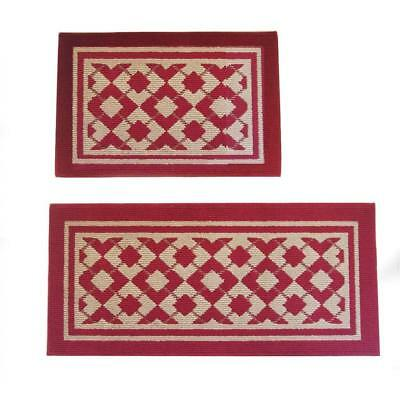 Anfayejia Home And Kitchen Rugs Tappeto Moderno in Cucina Tappetino Gomma...