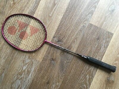 BADMINTON RACKET - Yonex Isometric 60 MF Light carbon fibre racket.