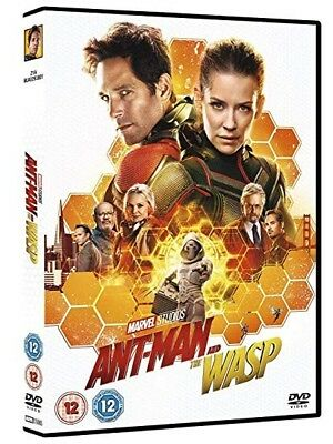 Ant-Man and the Wasp [DVD] (Brand new, unopened & free delivery)