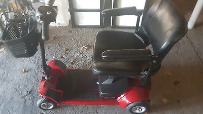 Pride Gogo Ultra X, mobility scooters, new condition, New Batteries,