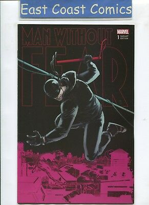 Man Without Fear #1 Variant - Marvel
