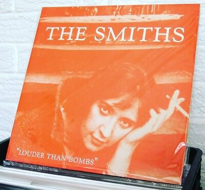 The Smiths/Louder Than Bombs 1987 2X LP U.S. Unplayed Shrink Overstock Rare!