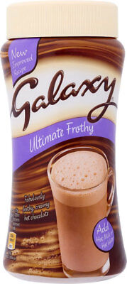 Galaxy Soyeux Lisse Mousse Chocolat Chaud 275G
