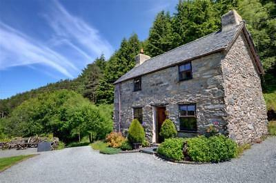 Holiday cottage North Wales, CONWY Snowdonia, character traditional 4*inspected