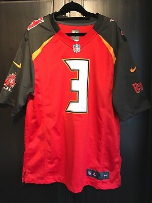 Authentic Tampa Bay Buccaneers Jersey, #3 Winston