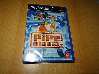 PIPE MANIA PS2 new sealed pal version