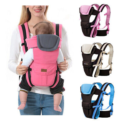 Ergonomique Fort Respirant Réglable Infant Newborn Baby Carrier Sac à dos 7d3d902d229