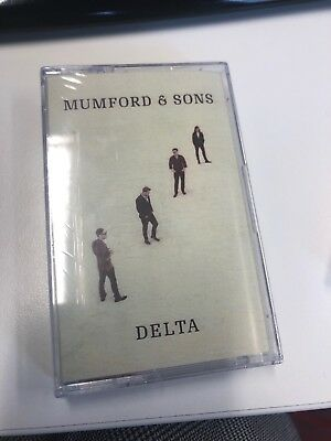 mumford and sons - Cassette - Delta