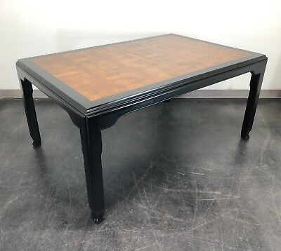 CENTURY Chin Hua by Raymond Sobota Asian Chinoiserie Dining Table