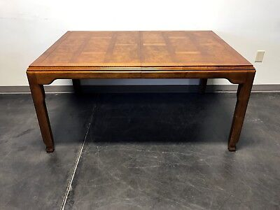 CENTURY Chin Hua by Raymond K Sobota Asian Chinoiserie Dining Table