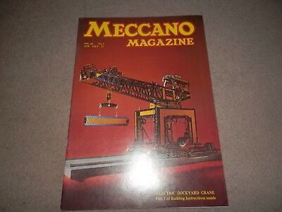 Meccano Magazine July 1978 Volume 63 no 3