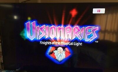 Complete 1987 Visionaries Animated Series On Dvd