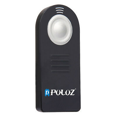 PULUZ Universal Wireless IR Remote Control for Canon/Nikon/Pentax DSLR Camera