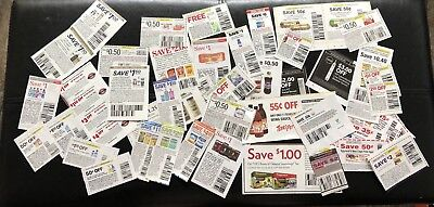 25 Grocery Coupons 2/2019 Exp