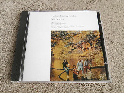 PAUL McCARTNEY - Wild Life - CD