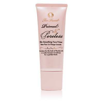Too Faced Primed & Poreless Primer. 28g. Brand New. Boxed. FREE Delivery
