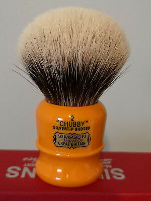 Simpson Chubby 2 2-Band SiLVERTiP in Faux Butterscotch