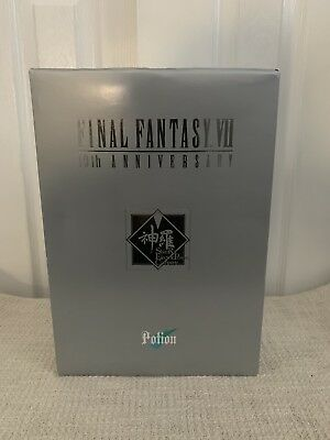 Final Fantasy VII 10th Anniversary Limited Edition With Potion and Book  US SELL