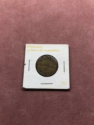 Stanley Parking Systems Token  #1