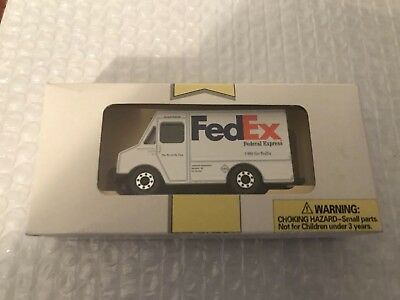 NIB Federal Express Fedex Truck Promovers by LLedo  - never displayed