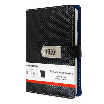 Secret Diary For Boys Girls Kids With Lock And Key Vault Door