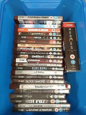 23 Hd-Dvd Disks - Bundle - Great Collection Many Still Sealed