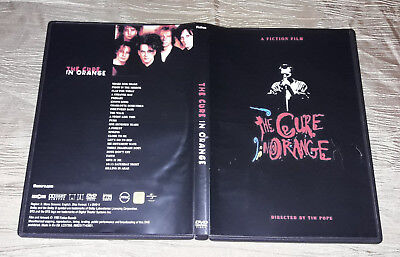 The Cure - In Orange DVD SPECIAL FAN EDITION
