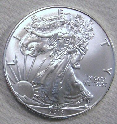 2019 American Silver Eagles - from USA