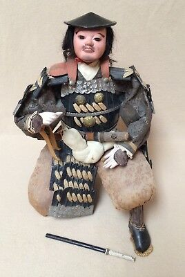 Antique Japanese Hina Doll 17th Century