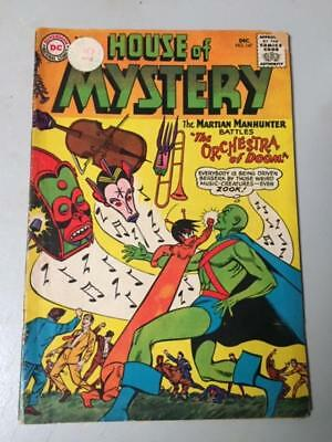 Vintage Comic Book 1964 House of Mystery Orchestra of Doom DC