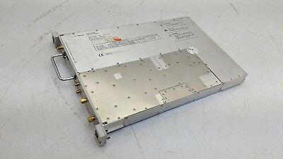 HP Agilent VXI E2731A E2730A Parts or Repair Unit 20-2700 MHz RF Tuner A