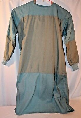 Dowling Operating Gown XL Surgical Green Gray