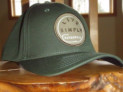 PATAGONIA LIVE SIMPLY Hook Tubular Blue Roger That Hat -  165.00 ... 7d541e67eb54