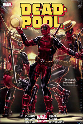 DEADPOOL by Posehn & Duggan HC Vol 3 Marvel Collects #26-34 Graphic Novel NEW NM