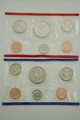 Gorgeous 1998-P & D United States Mint Uncirculated Coin Set