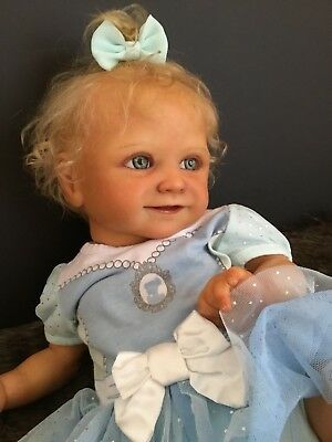 "Cute Reborn Baby "" Petya ""- A New Limited Edition Kit By Lenka P. Huncinova"