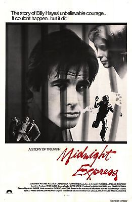 35mm Feature Film - Midnight Express (1978)