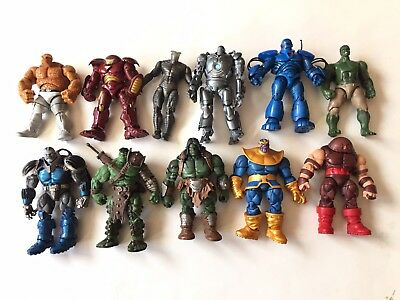 MARVEL UNIVERSE 3.75 series HUGE 68 LOT loose Avengers X-Men Deadpool MUST SEE!!