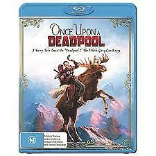 Once Upon A Deadpool (Blu-Ray 2019)