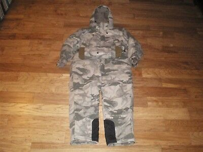 Cabelas Stand Hunter Extreme Cold Weather Coveralls, Size Men's 3Xl, Excellent