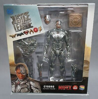 MAFEX No.063 MAFEX CYBORG JUSTICE LEAGUE Medicom toy Japan NEW