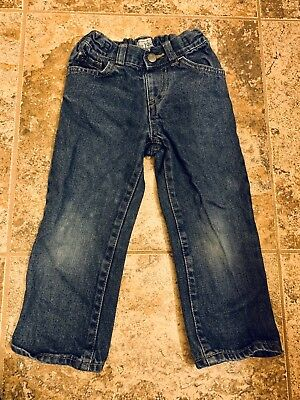 Boys Children's Place Denim Jeans ~ 3T